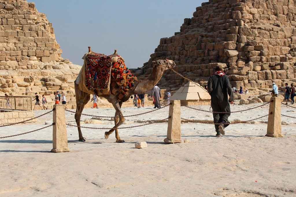 Cairo Egito qual a lingua