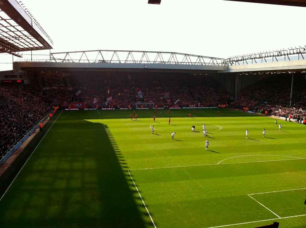 Cidade de Liverpool estadio do liverpool