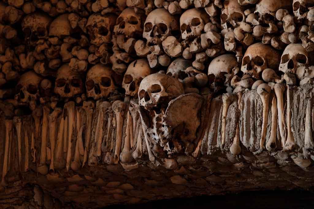 Évora Portugal capela dos ossos