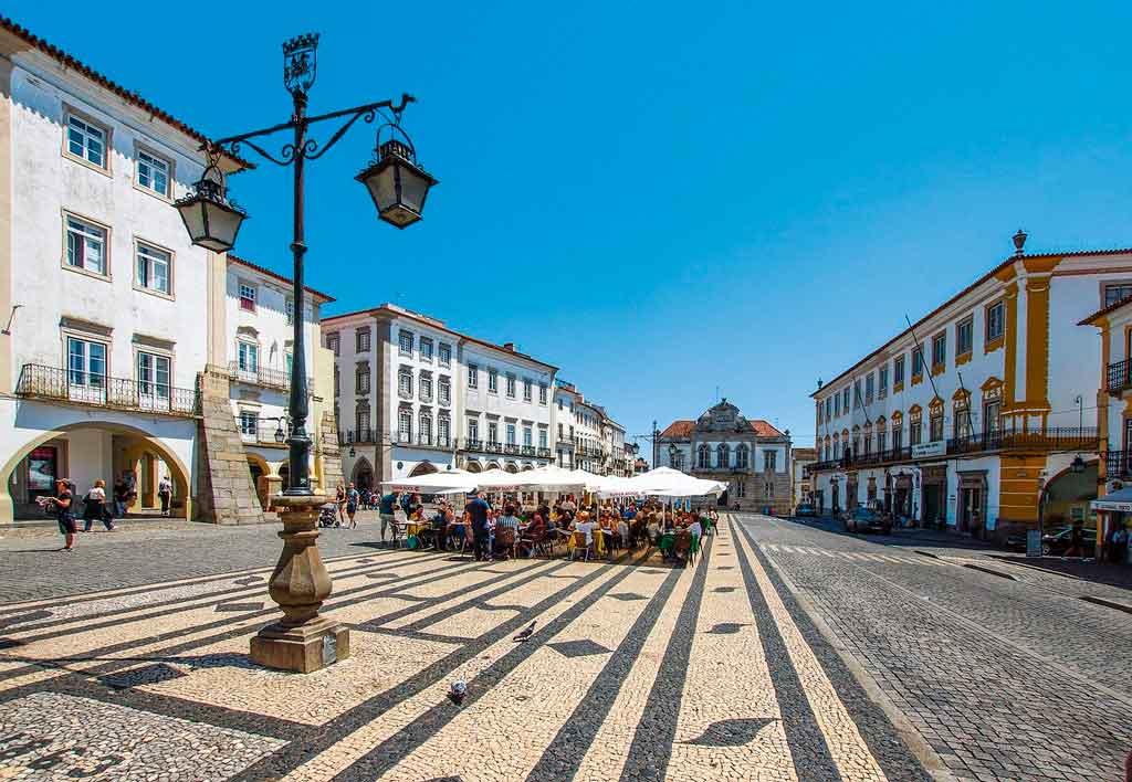 Évora Portugal