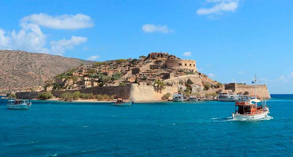 Ilha de Creta Capa