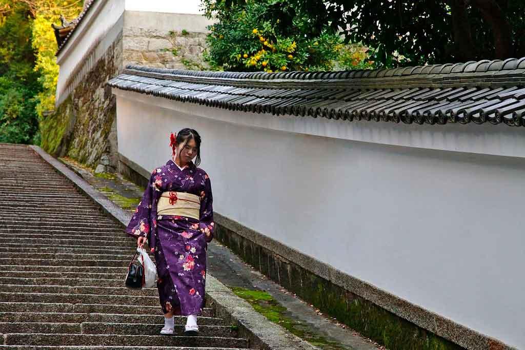 Kyoto Japão Bairro de Gion