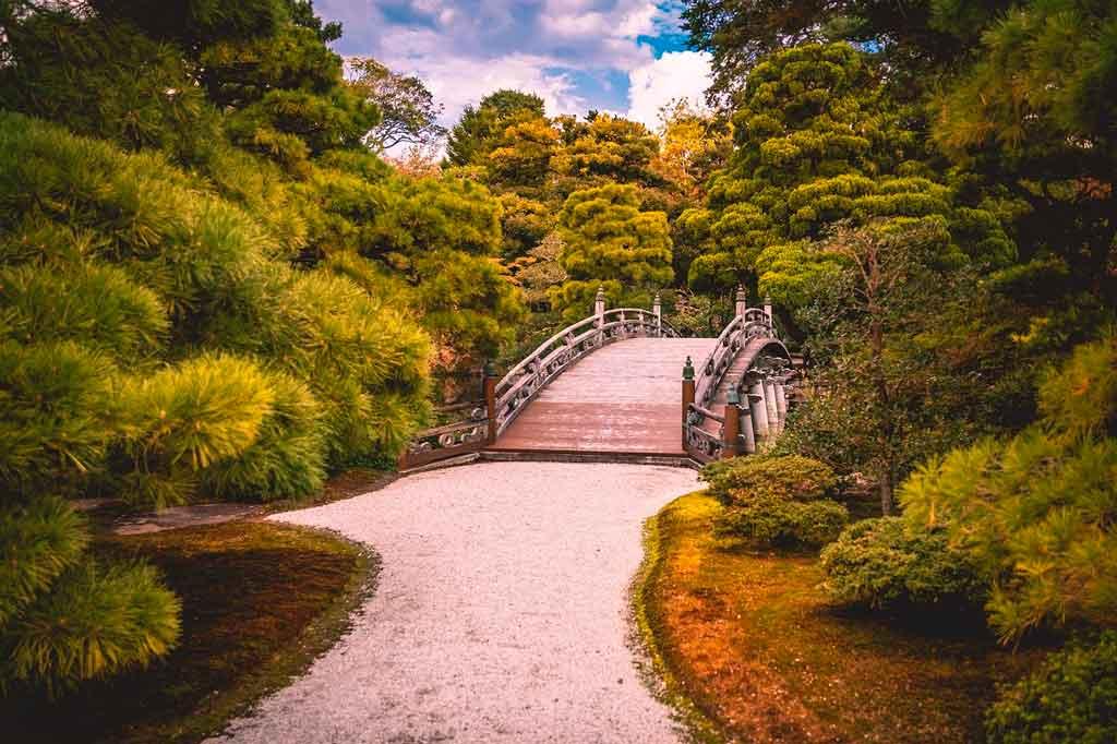 Kyoto Japão vila imperial