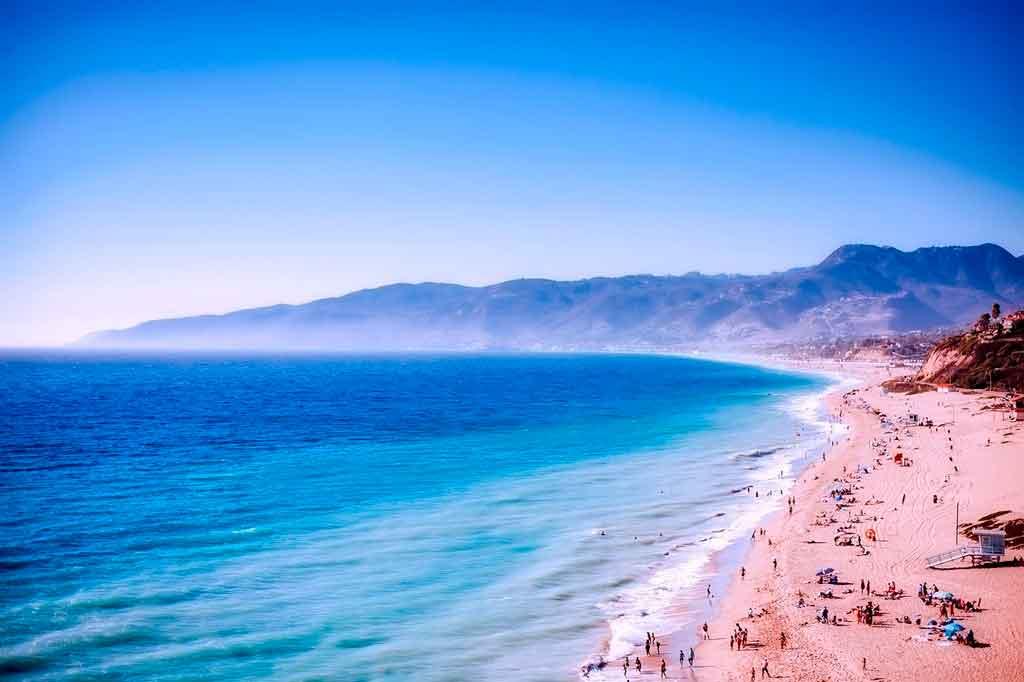 Malibu California onde fica