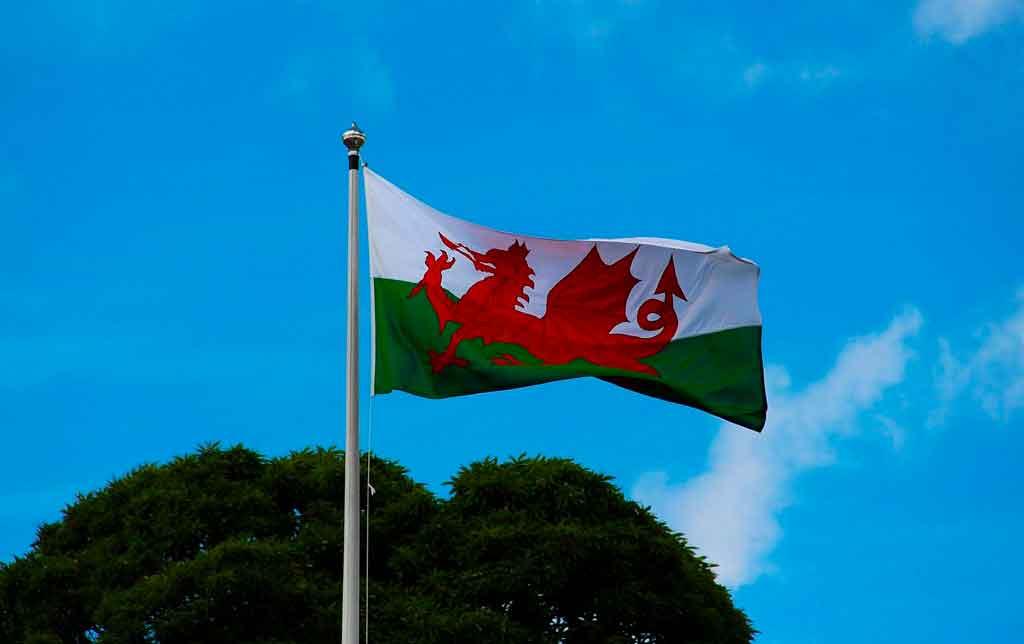 País de Gales por que o nome