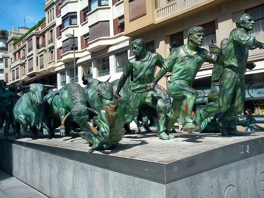 Pamplona Espanha capa