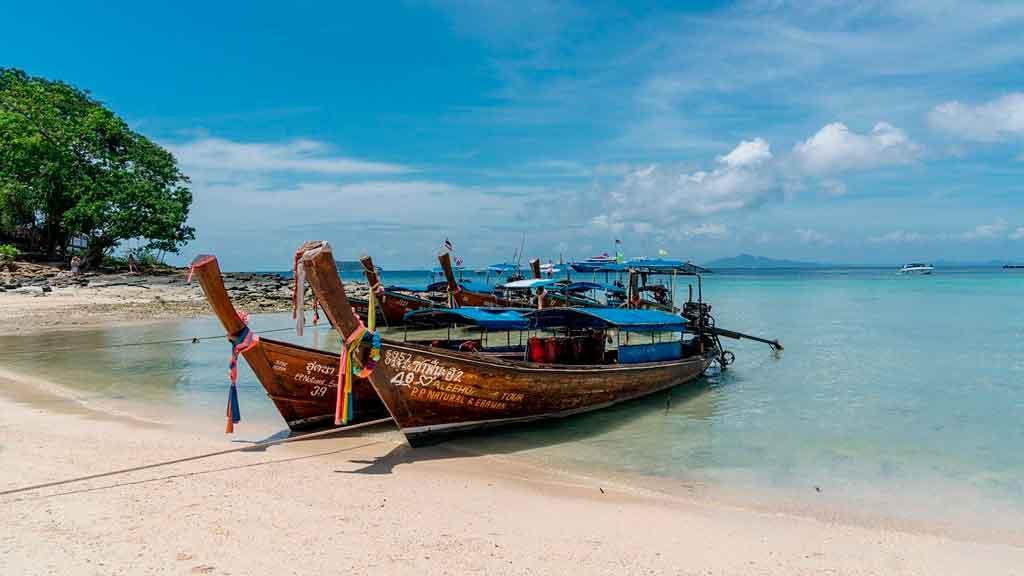 Phuket Tailandia praias