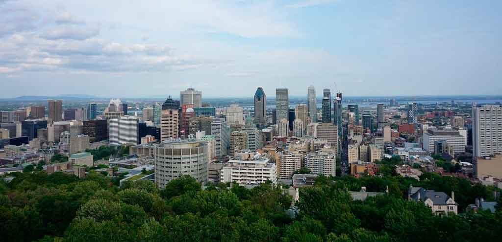 Quebec Canada observatoire de la capital