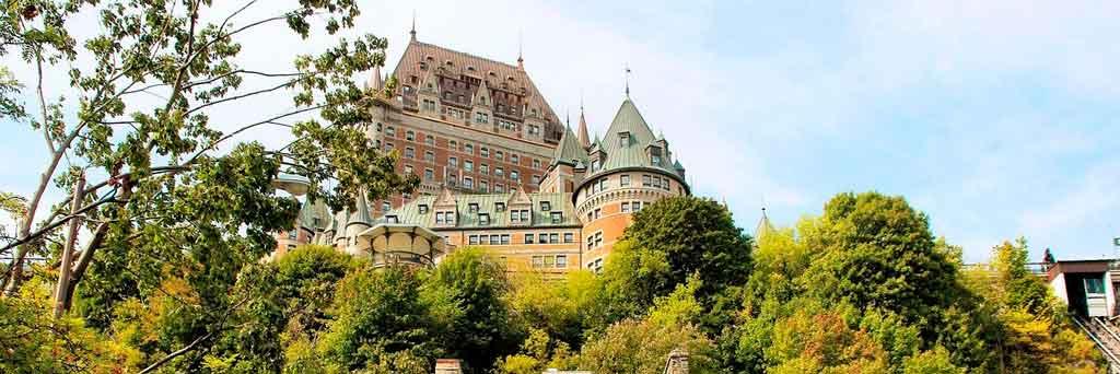 Quebec Canada vieaux quebec