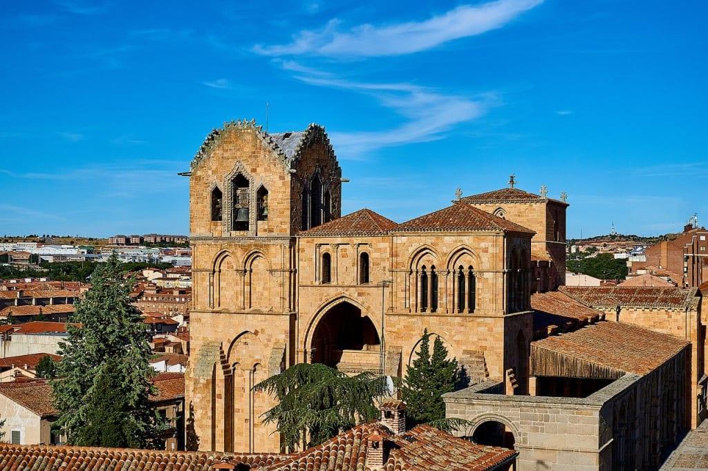 Salamanca Espanha Avila