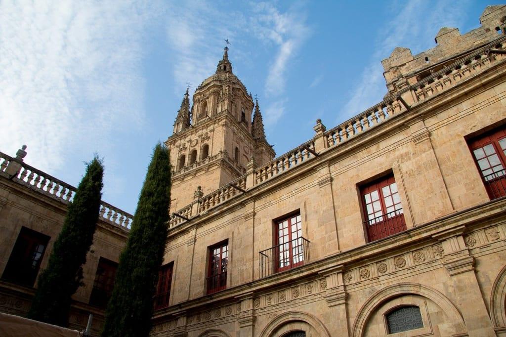 Salamanca Espanha Igrejas