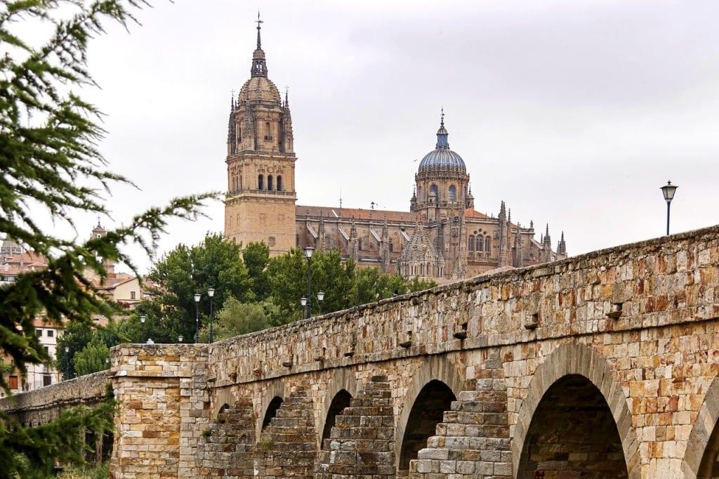 Salamanca Espanha Ponte Romana