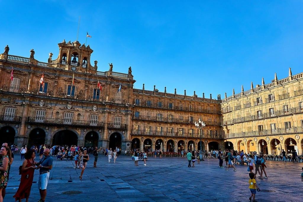 Salamanca Espanha quando ir