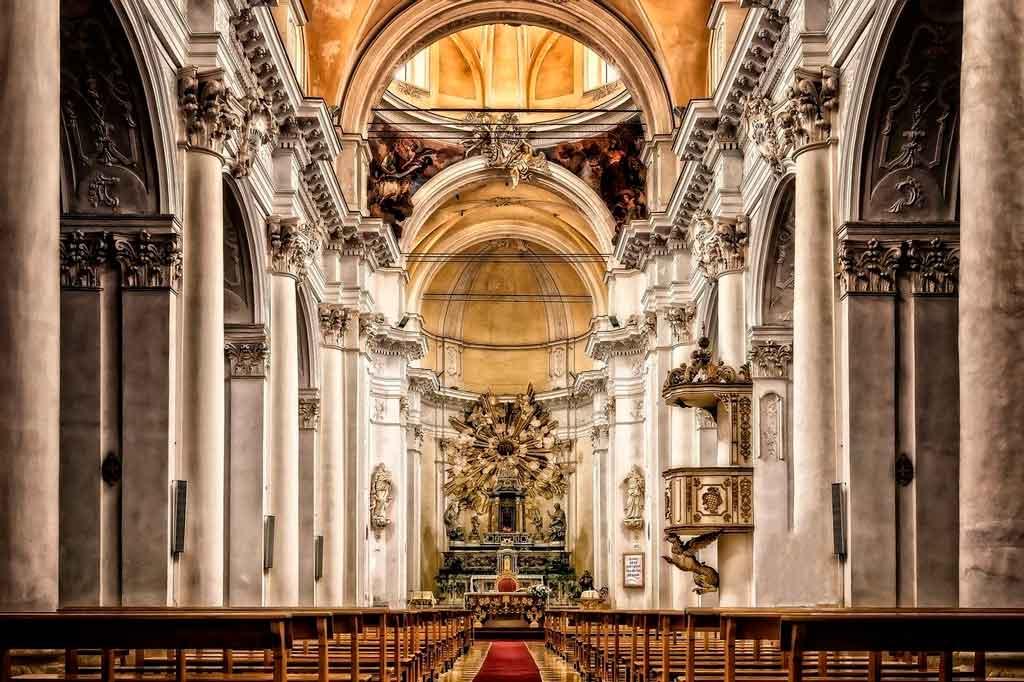 Sicília Itália arquitetura