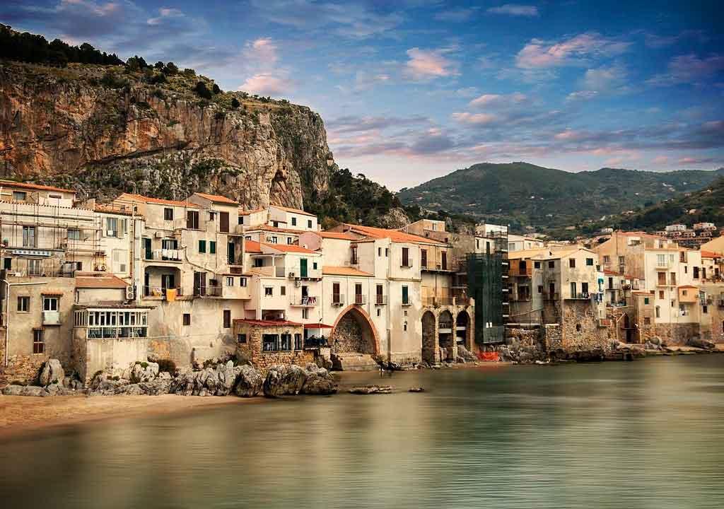 Sicília Itália Cefalu