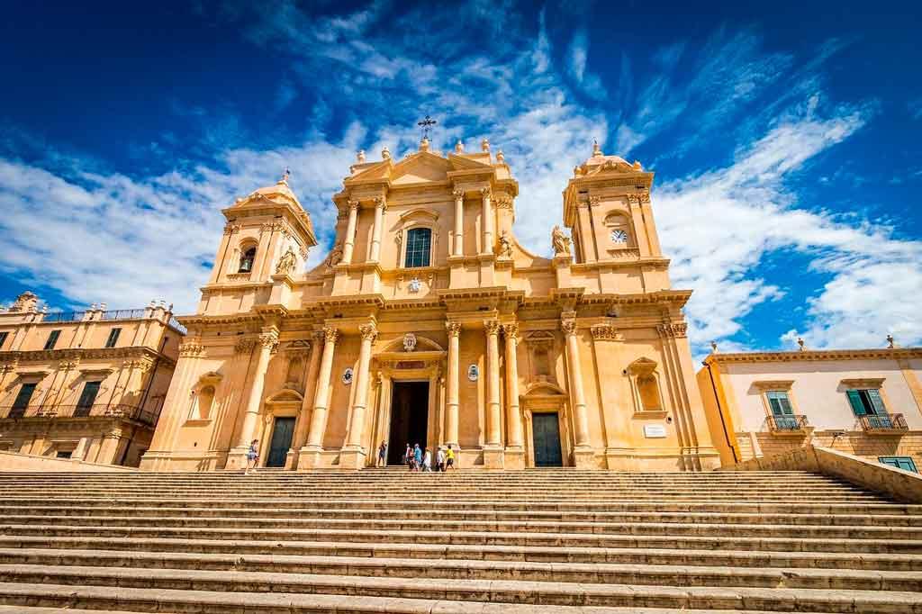 Sicília Itália Noto