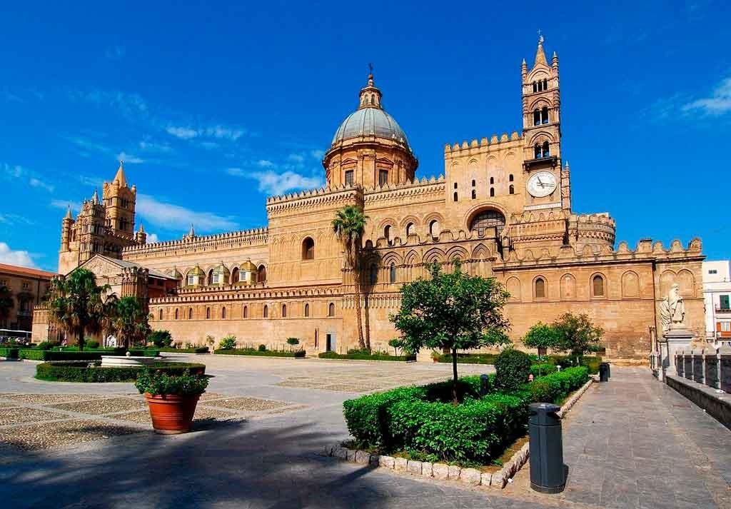 Sicília Itália Palermo