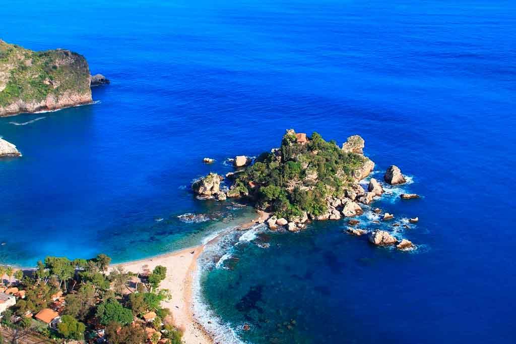 Sicília Itália Praias