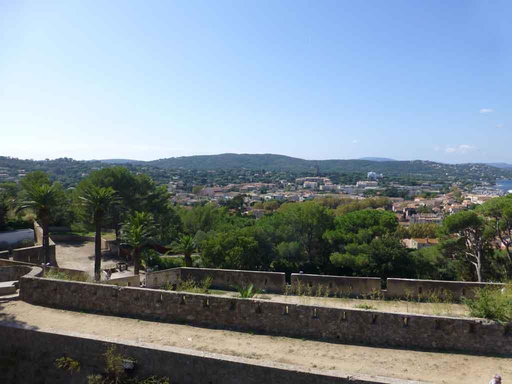 St Tropez cidadela e museu maritimo