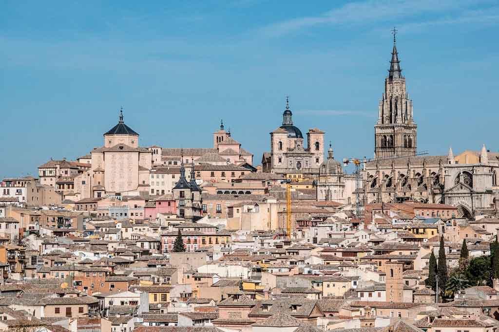 Toledo Espanha catedral