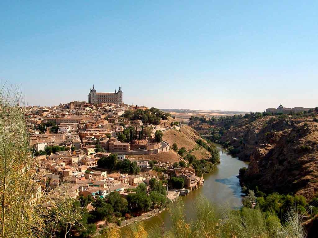 Toledo Espanha onde hospedar