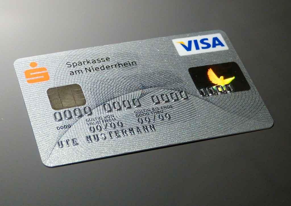 Zimbabwe moeda cartão de crédito