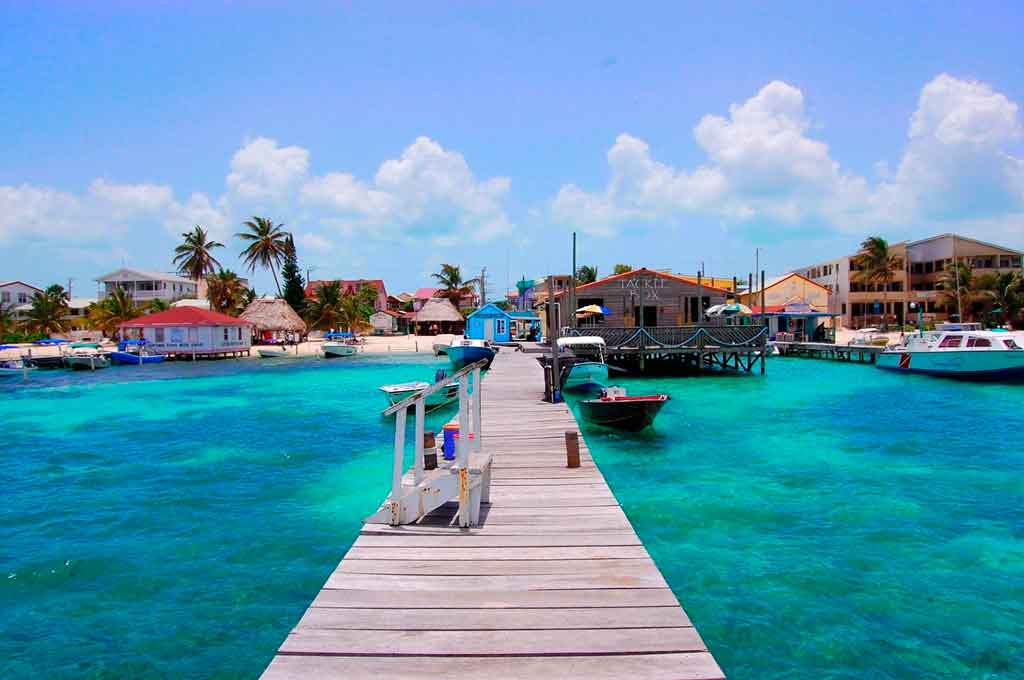 Belize país San Pedro