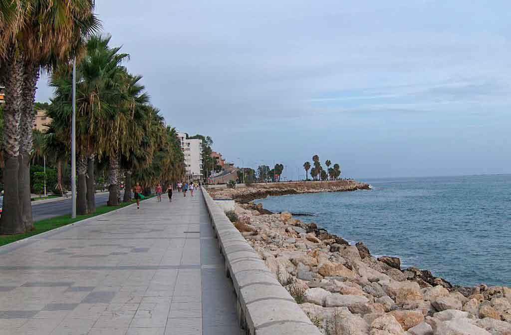 Capital de Cuba: Malecón