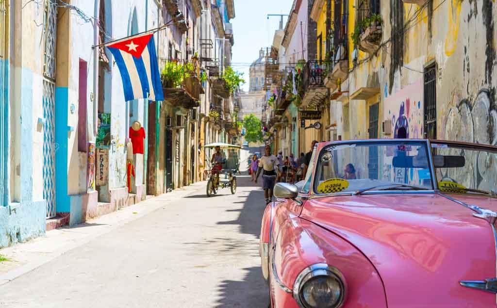 Capital de Cuba
