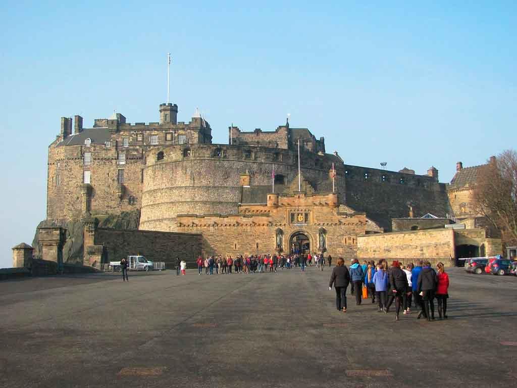 Castelo de Edimburgo Mons Meg