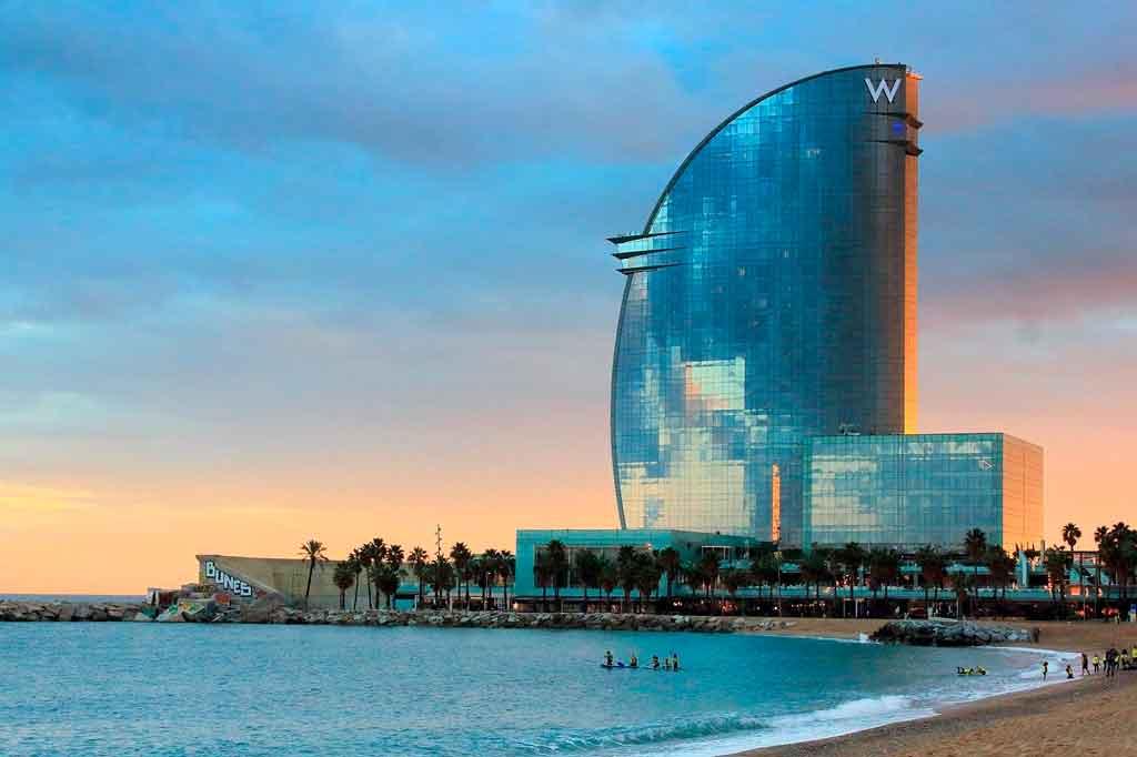 Cidades da Catalunha Barcelona