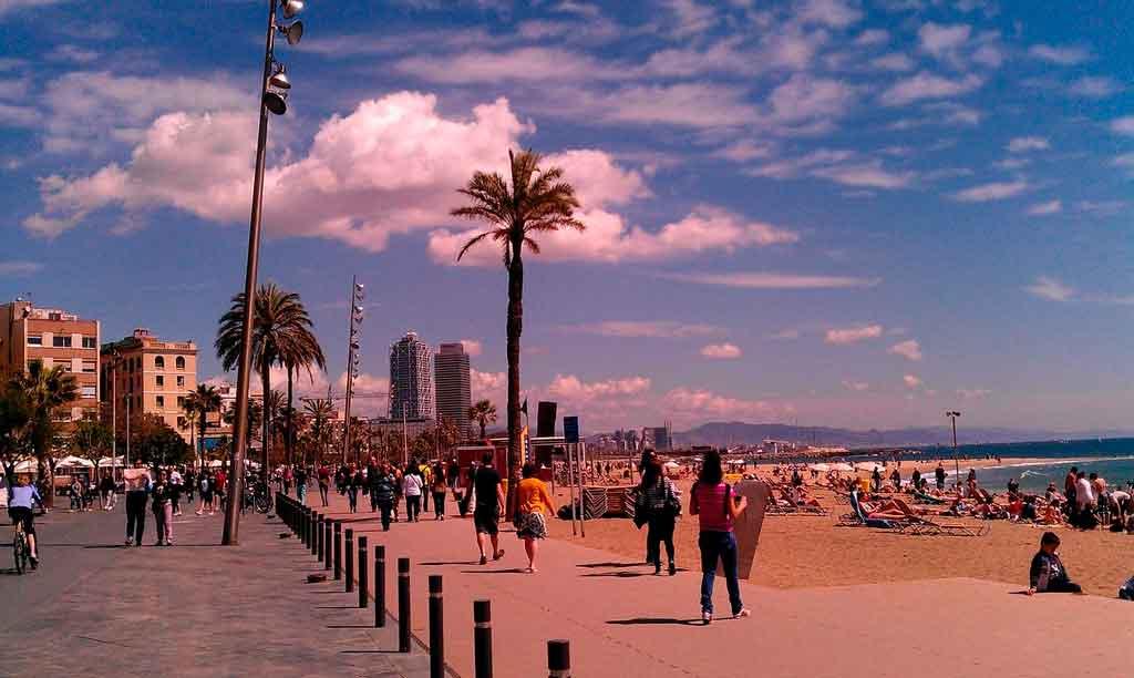 Cidades da Catalunha Barceloneta