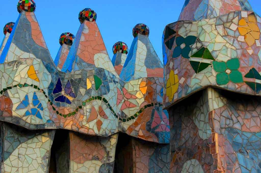 Cidades da Catalunha Casa Batlo