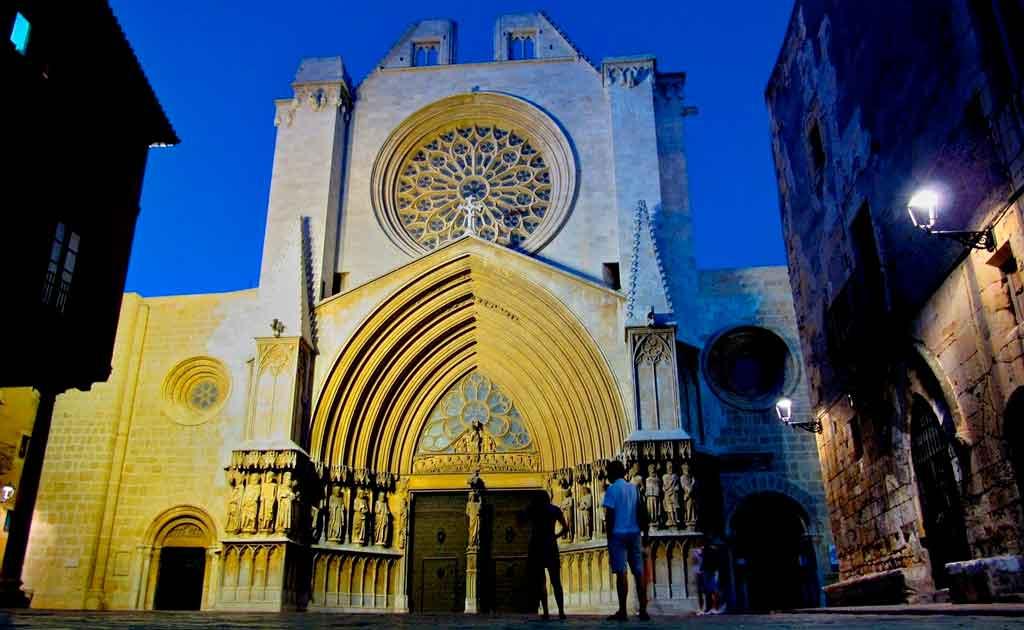 Cidades da Catalunha Tarragona