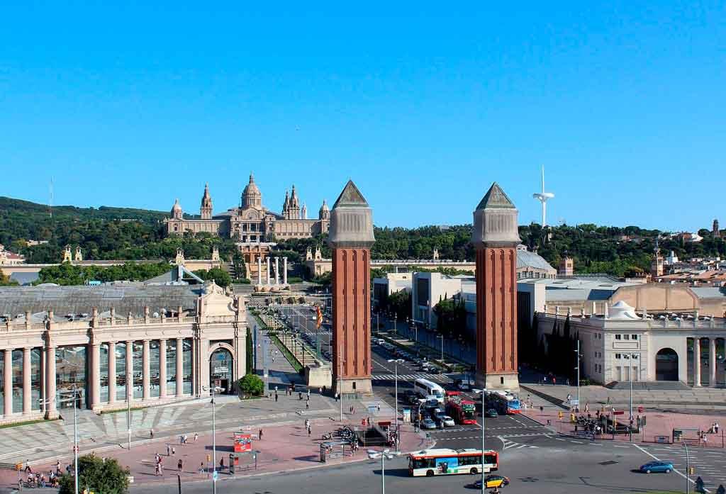 Cidades da Catalunha
