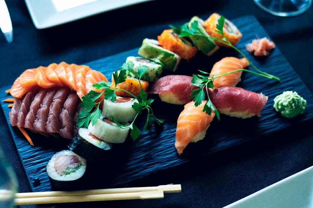 Culinária Japonesa capa