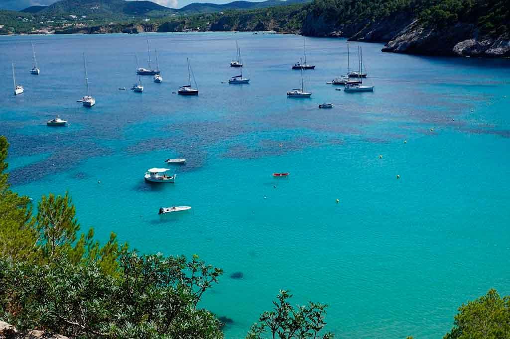 Ibiza Espanha praia