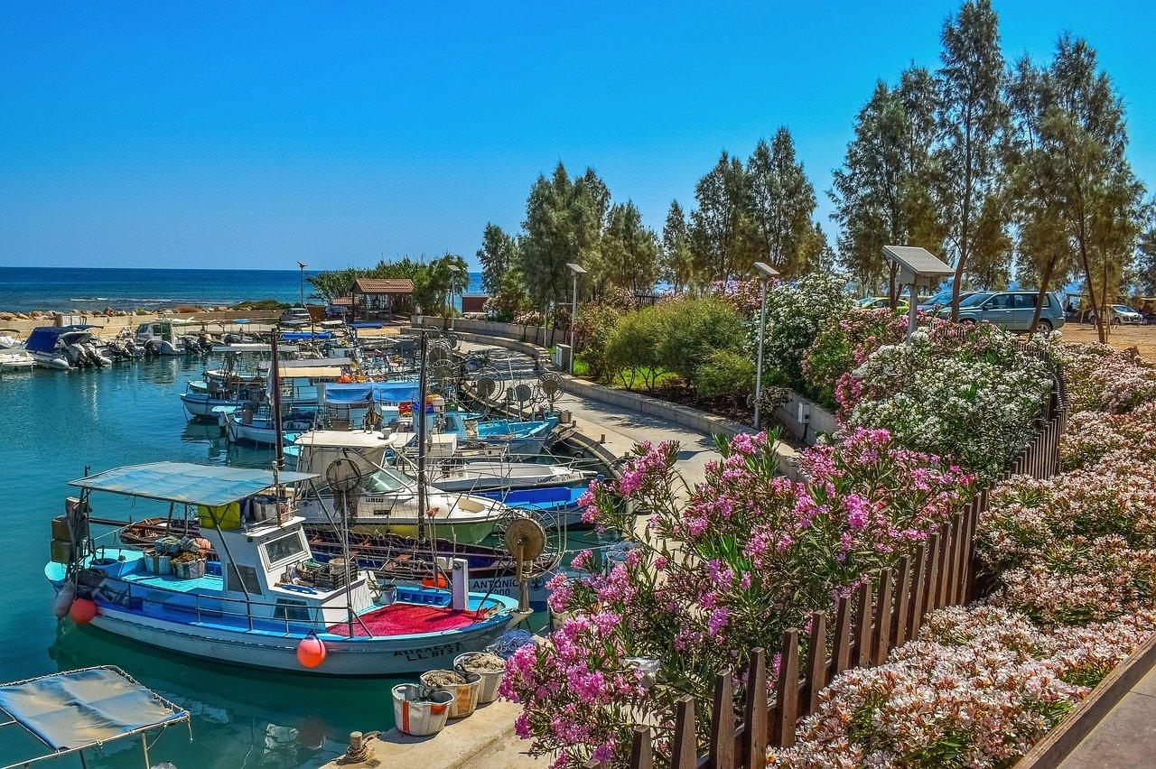 Ilha de Chipre capa