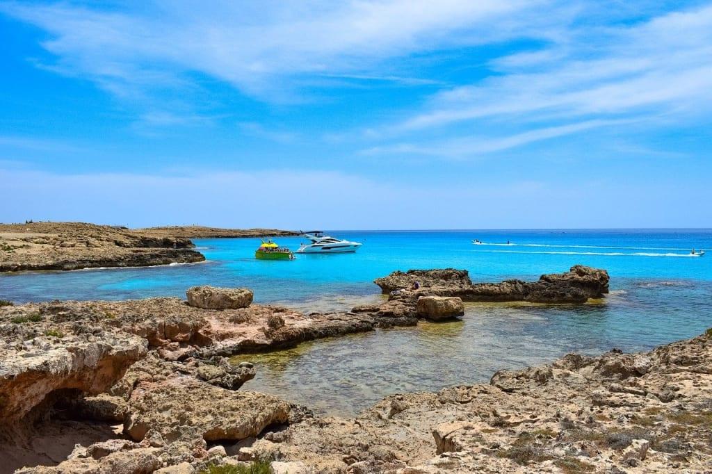 Ilha de Chipre onde fica