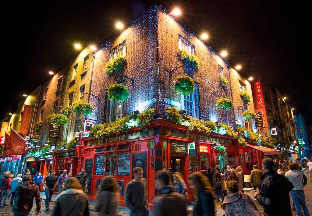 Melhores países para morar Irlanda
