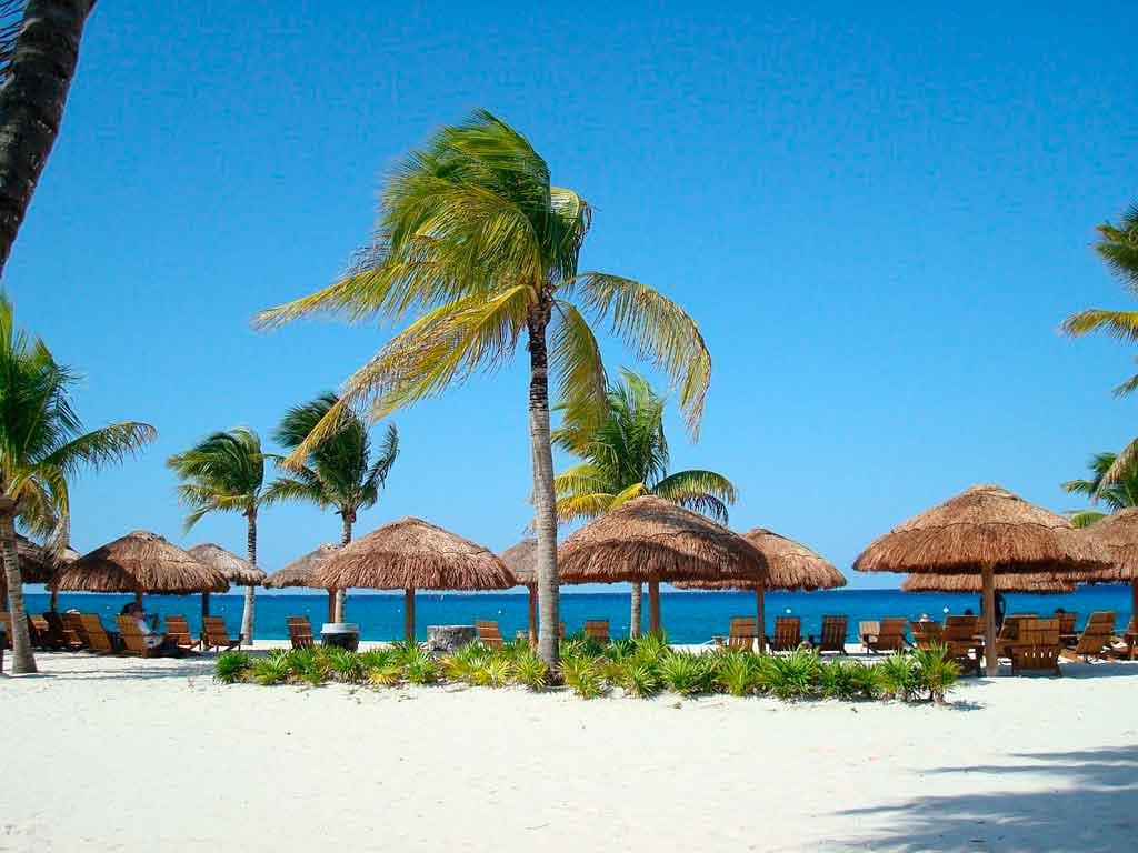 O que fazer em Cozumel praias