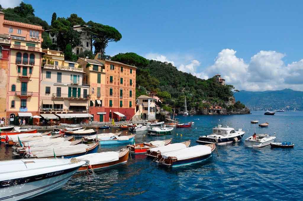 O que fazer em Portofino como economizar