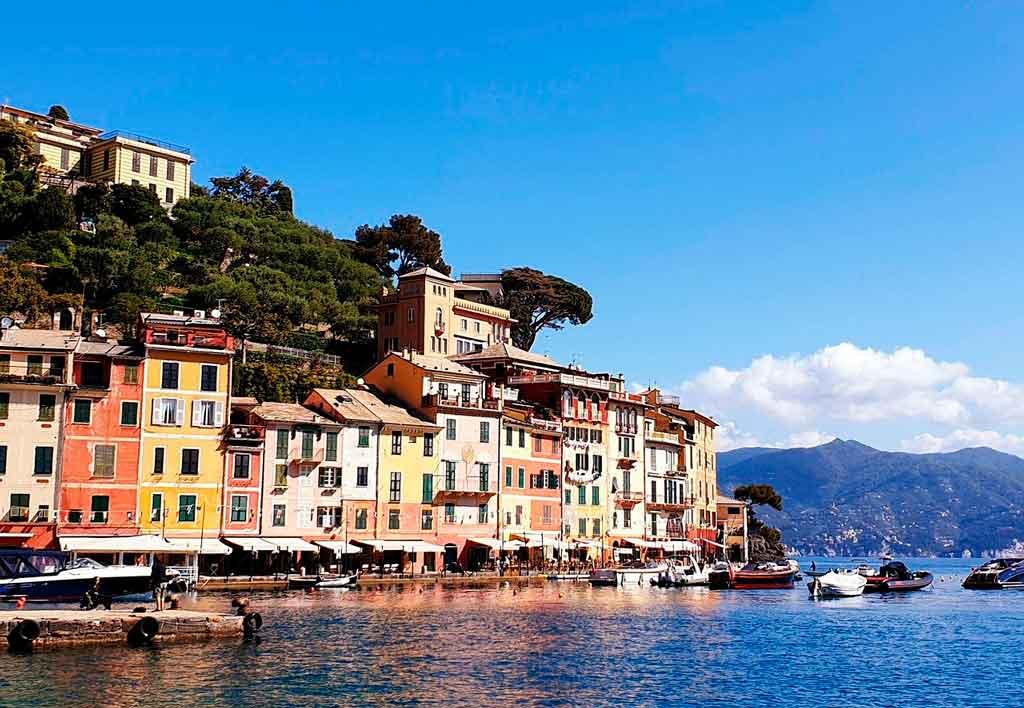 O que fazer em Portofino onde fica