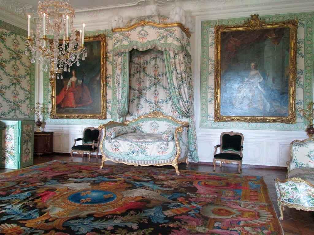 Palácio de versalhes grande aposentos