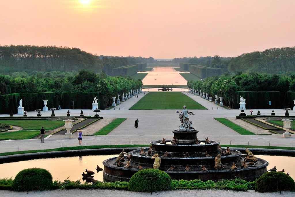 Palácio de versalhes história