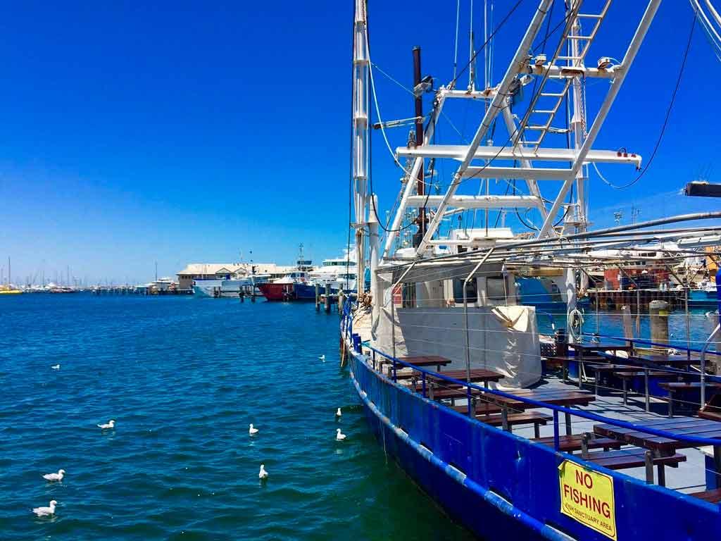 Perth Austrália fremantle