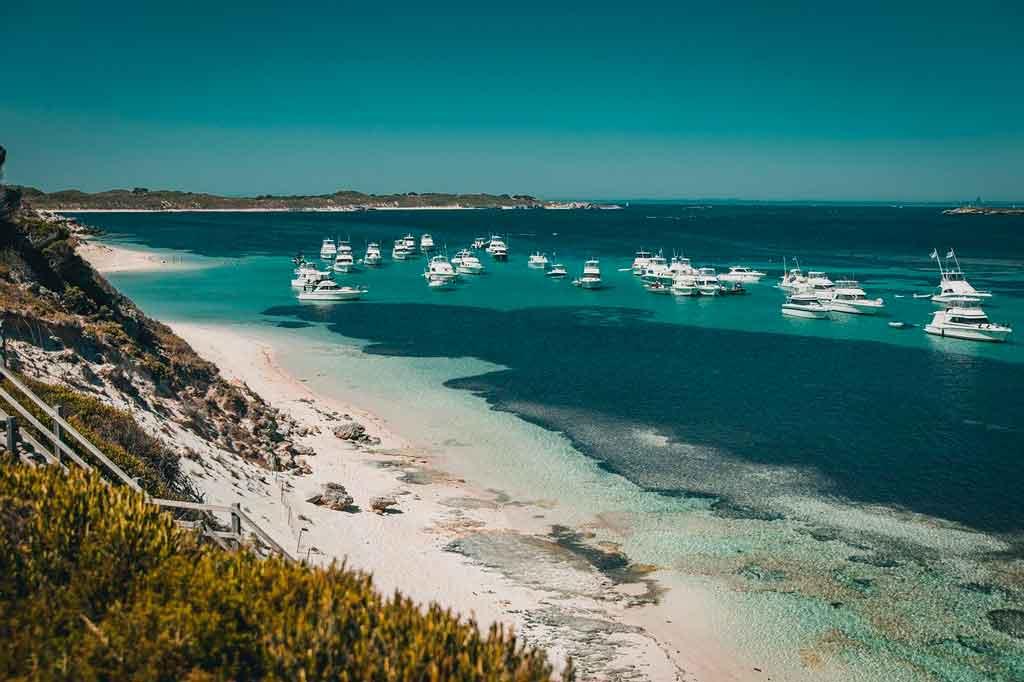 Perth Austrália onde fica
