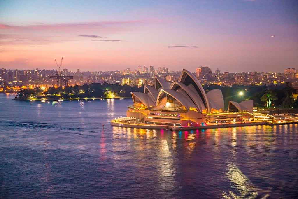 Perth Austrália Sydney
