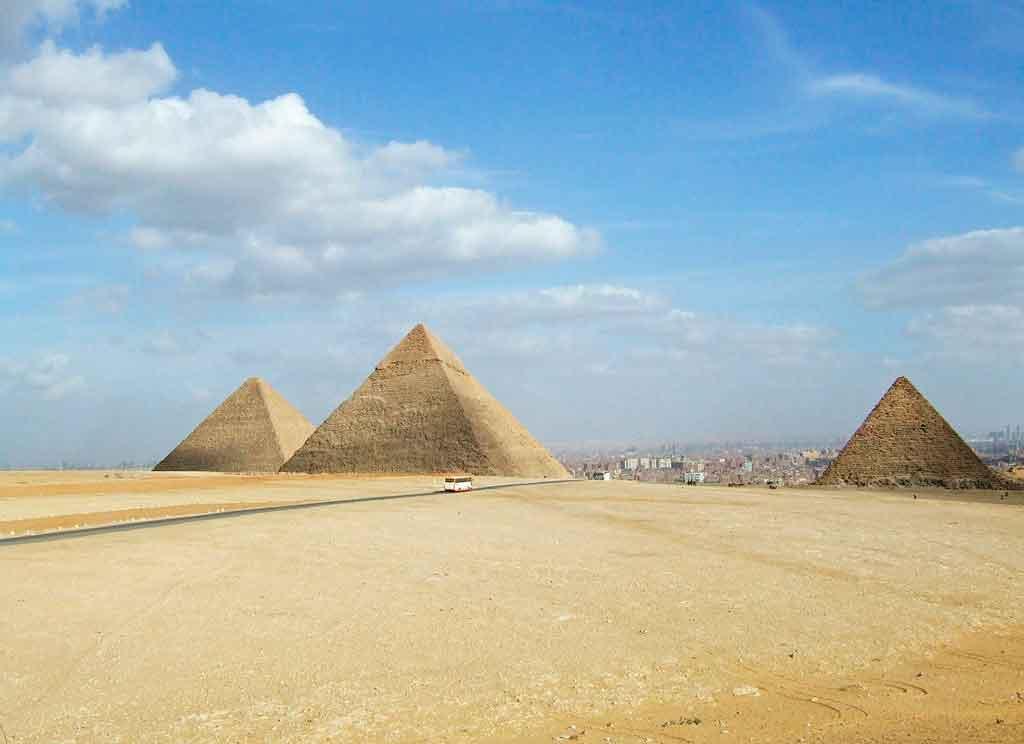 Pirâmides do Egito o que sao