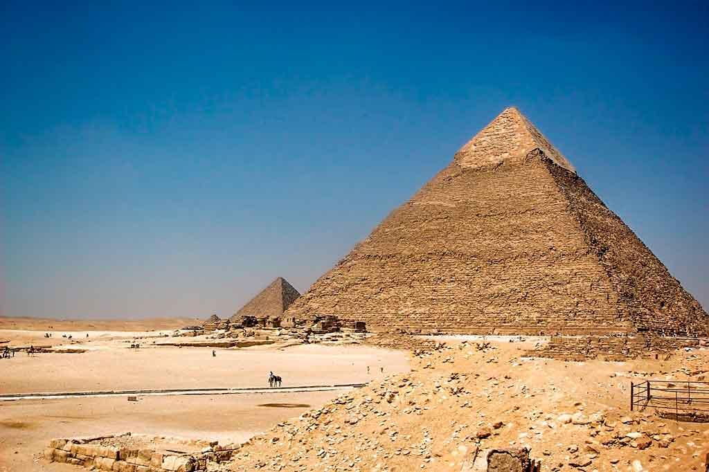 Pirâmides do Egito Pirâmides de Gizé